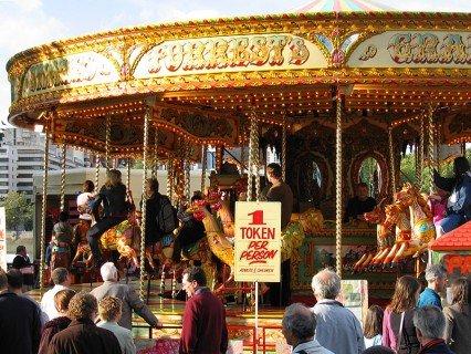 10 locuri spectaculoase in care sa faci sex in 2011 Carusel praga