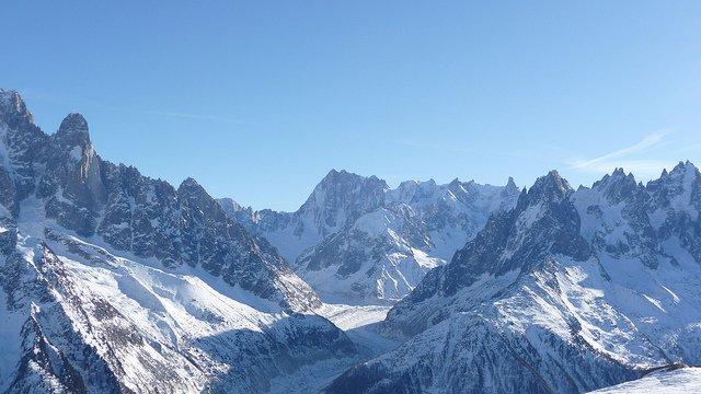 Vacanta de iarna in statiunile de schi din Franta chamonix