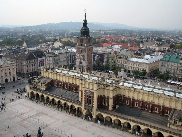 Cracovia Cracovia, un oras romantic cracovia4