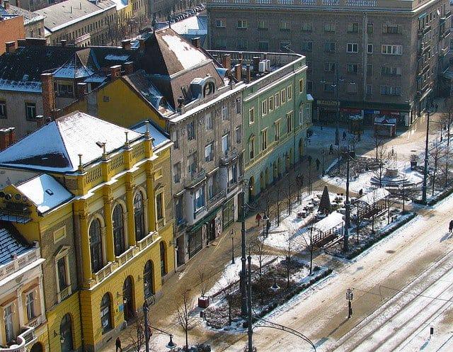 Orasele mai putin cunoscute ale Ungariei debrecen