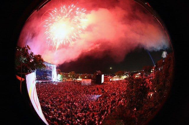 Top 5 festivaluri muzicale europene exit festival