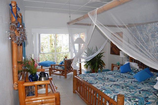 3 hoteluri de vis din Caraibe mocking bird