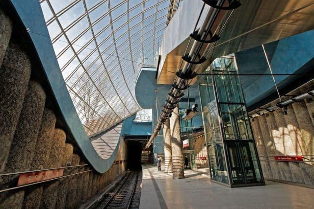 Cele mai tari 11 metrouri din lume munchen
