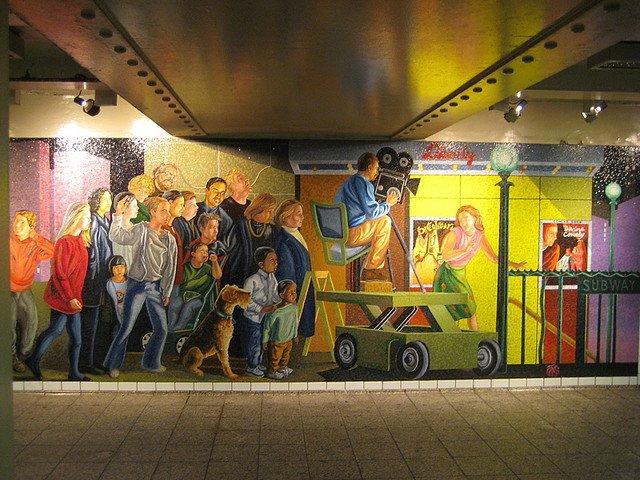 Cele mai tari 11 metrouri din lume new york