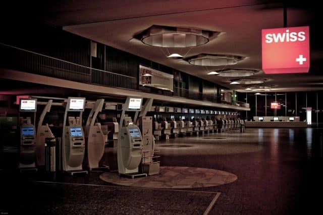 5 aeroporturi in care ti-ai dori sa ramai blocat zurich