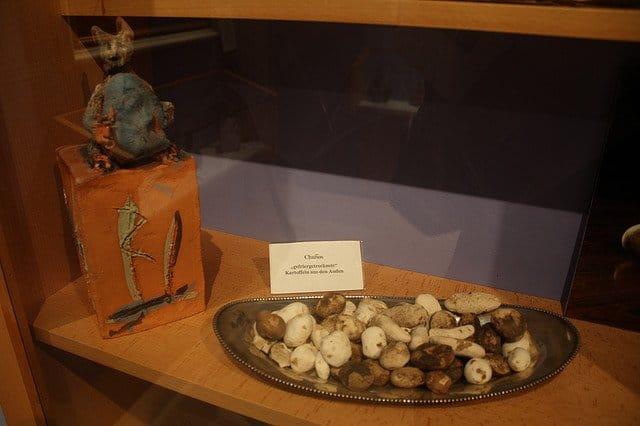 Muzeele din Munchen Kartoffelmuseum