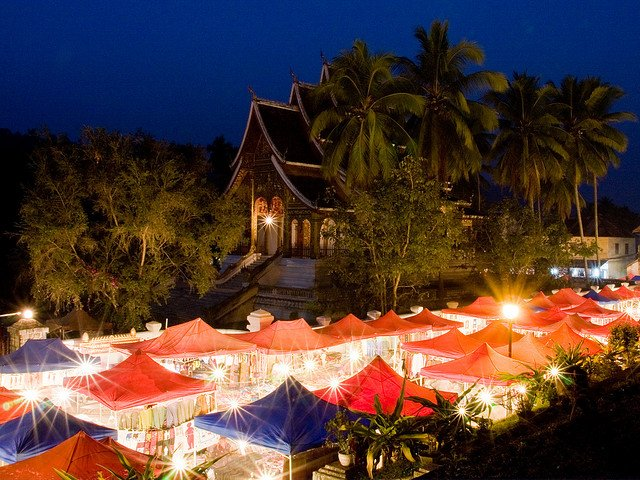 Top 10 lucruri de facut in Indochina (2) Luang Prabang
