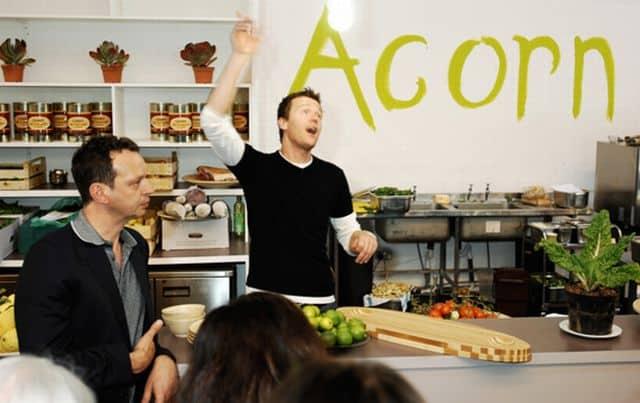 Restaurante cu specialitati in Londra acorn