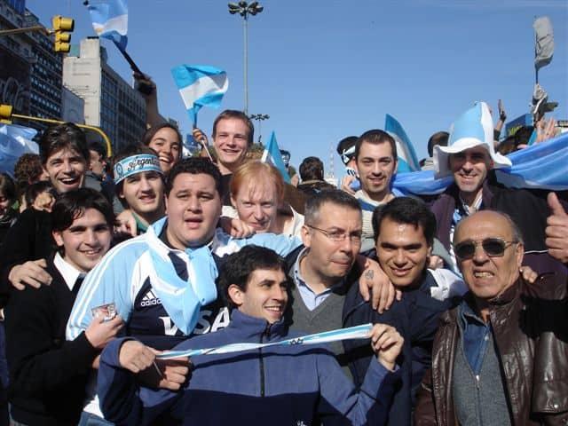 Obiceiuri sociale in Argentina argentinians1
