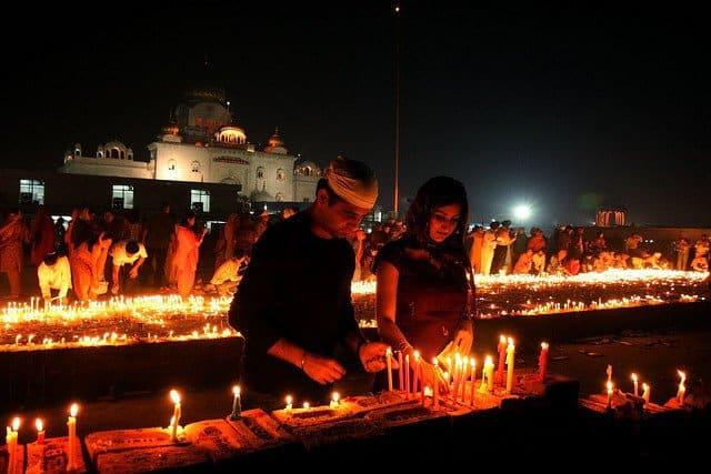 Festivalul Diwali din India si Nepal  diwali5