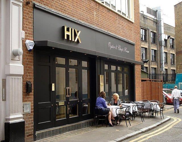Restaurante cu specialitati in Londra hyx