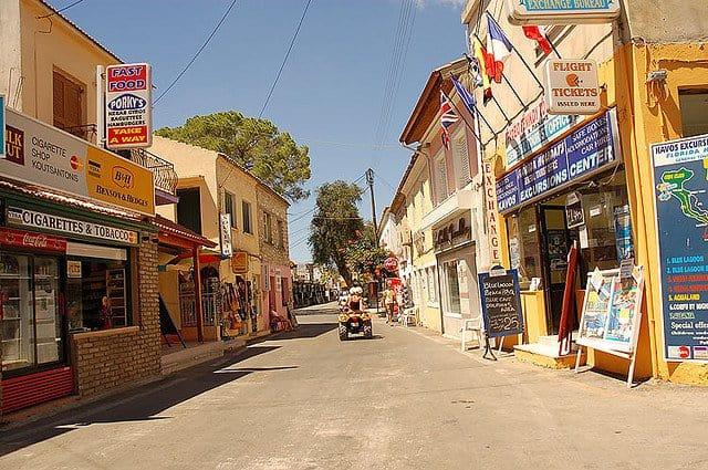 Insulele grecesti: Corfu kavos