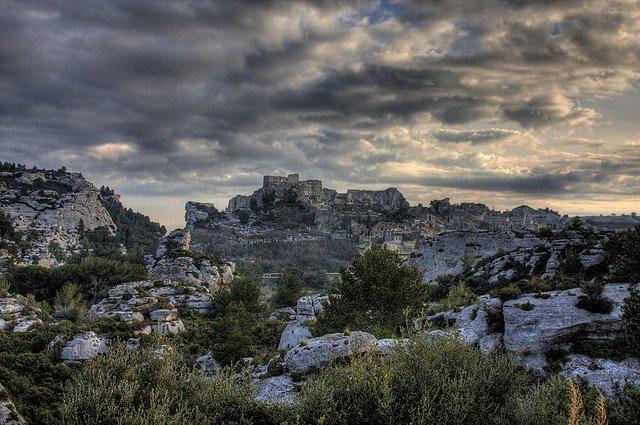 10 lucruri pe care le poti face in Provence (1) les baux2