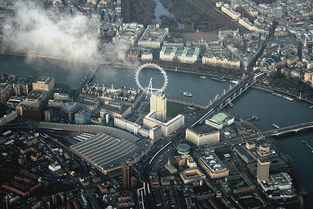 5 motive pentru a vizita Londra in 2011 london eye
