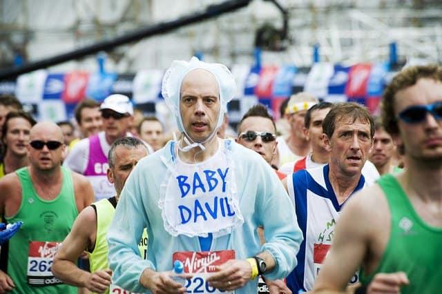 5 motive pentru a vizita Londra in 2011 london marathon