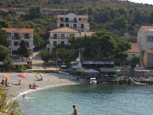 croatia Cele mai bune plaje din Croatia milina