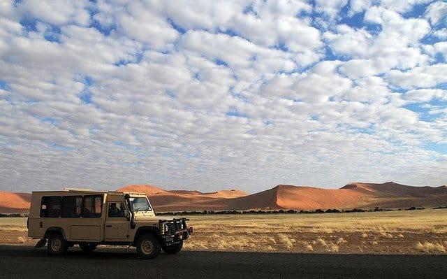 Top 5 tari africane perfecte pentru a admira viata salbatica namib