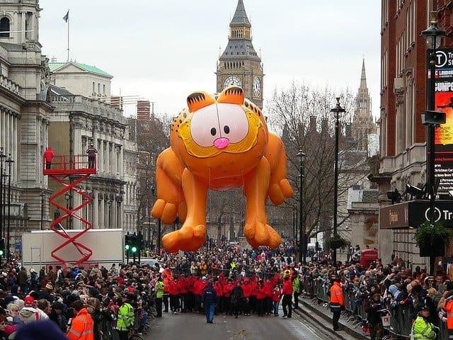 5 motive pentru a vizita Londra in 2011 parade