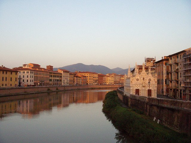 Pisa, adica nu doar un turn inclinat pisa1
