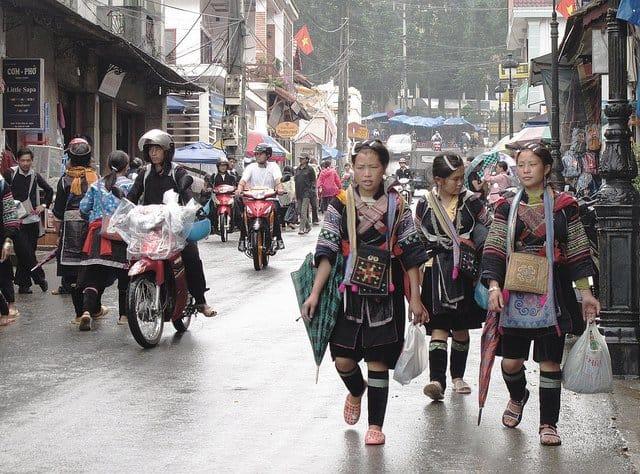 Top 10 lucruri de facut in Indochina (2) sapa