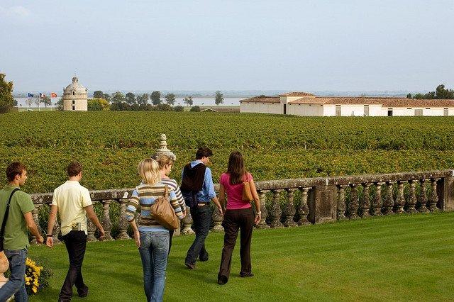 Bordeaux, o destinatie de weekend medoc