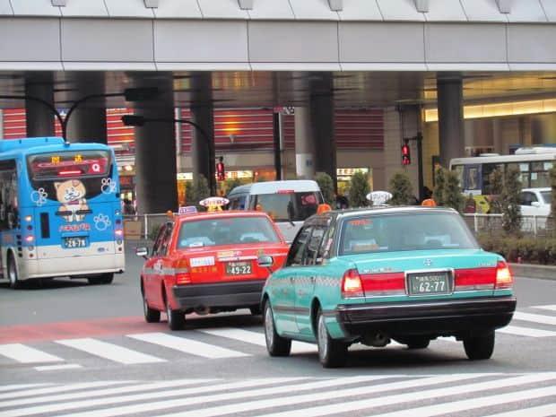 Transporturile in Japonia: precizie si aglomeratie trafic