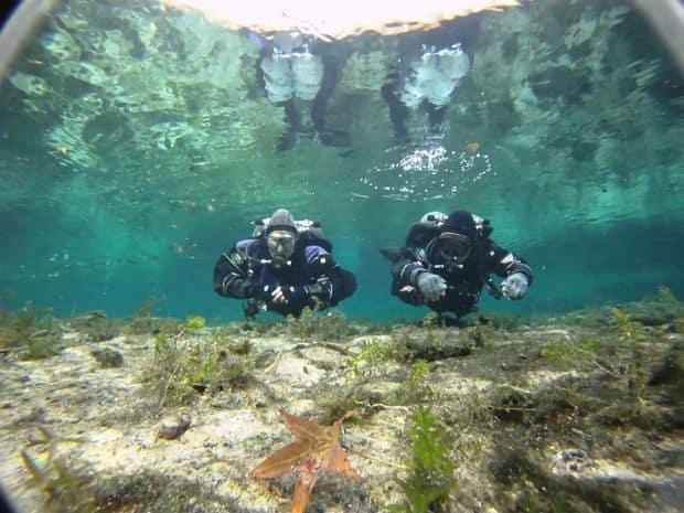 8 super-destinatii pentru amatorii de scuba diving Cenote Taj Maja