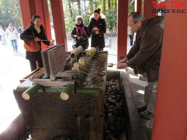 Kamakura – altarul shinto Tsurugaoka Hachimangu si strada Komachi IMG 1117