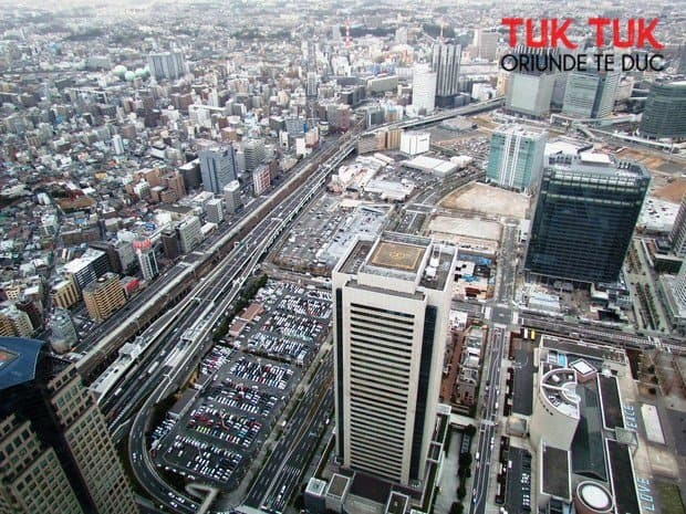 Yokohama: portul viitorului si cartierul chinezesc IMG 1375