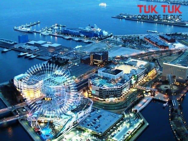 Yokohama: portul viitorului si cartierul chinezesc IMG 1446