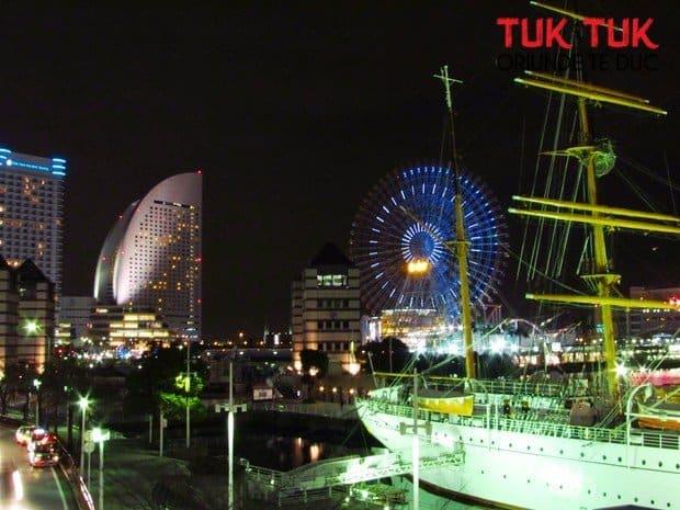 Yokohama: portul viitorului si cartierul chinezesc IMG 1497