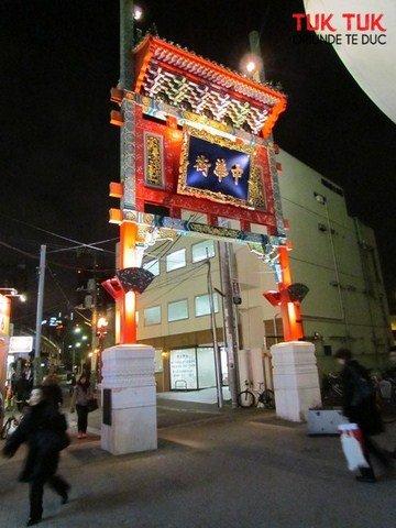 Yokohama: portul viitorului si cartierul chinezesc IMG 1499