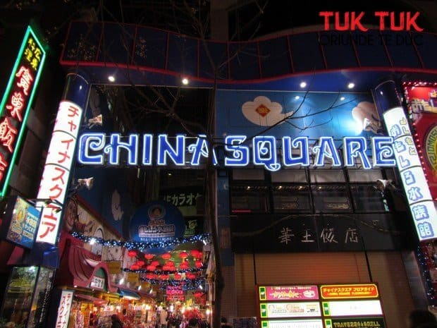 Yokohama: portul viitorului si cartierul chinezesc IMG 1513