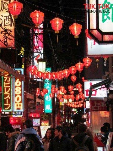 Yokohama: portul viitorului si cartierul chinezesc IMG 1524