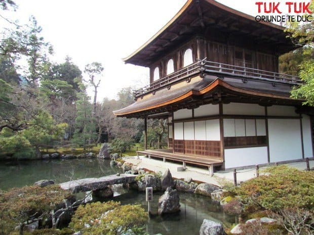 Kyoto: Ginkakuji - Pavilionul de Argint si Kinkakuji - Pavilionul de Aur IMG 1971