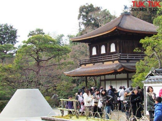 Kyoto: Ginkakuji - Pavilionul de Argint si Kinkakuji - Pavilionul de Aur IMG 1990