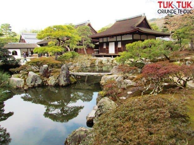 Kyoto: Ginkakuji - Pavilionul de Argint si Kinkakuji - Pavilionul de Aur IMG 2013