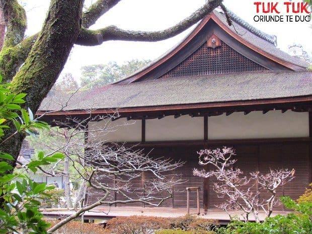 Kyoto: Ginkakuji - Pavilionul de Argint si Kinkakuji - Pavilionul de Aur IMG 2026