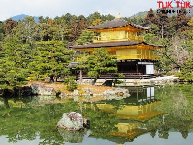 Kyoto: Ginkakuji - Pavilionul de Argint si Kinkakuji - Pavilionul de Aur IMG 2102