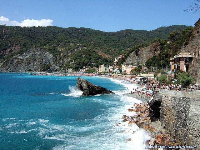 Cinque Terre - paradisul Italiei Monterosso al Mare