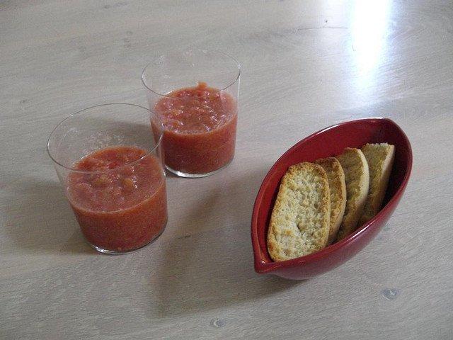 Mancarea spaniola - un deliciu gazpacho