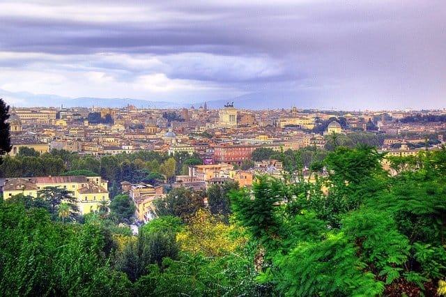 Lucruri pe care le poti face gratis in Roma gianicolo