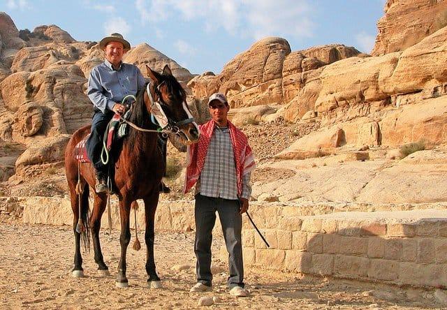 Iordania - tara aventurii horse iordania