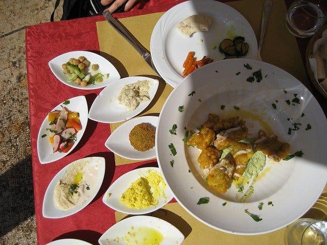 Mancarea kosher si bucataria israeliana kosher 1