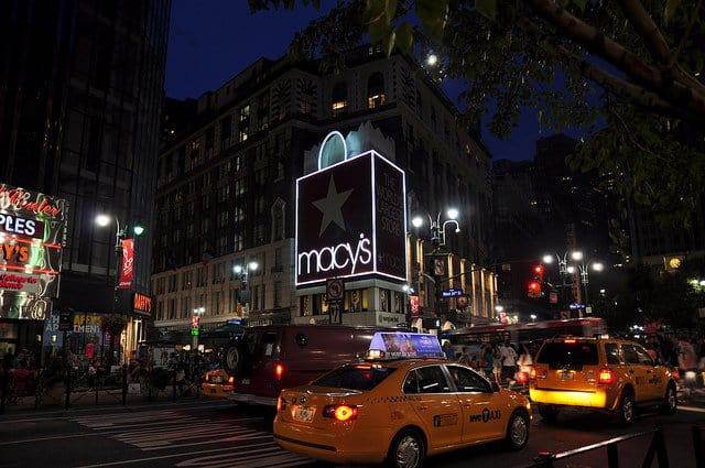 Unde sa faci shopping in New York macy