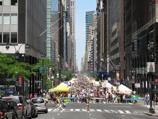 Unde sa faci shopping in New York madison avenue