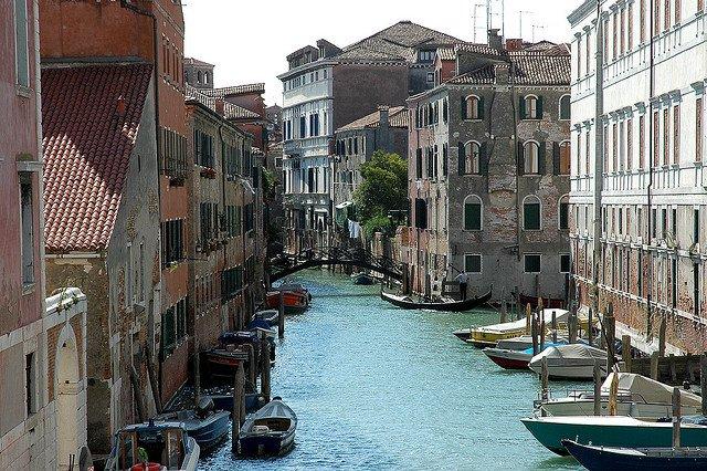 7 destinatii de top din Italia pentru luna de miere venetia