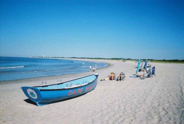 Cele mai bune 25 plaje din lume Cape May