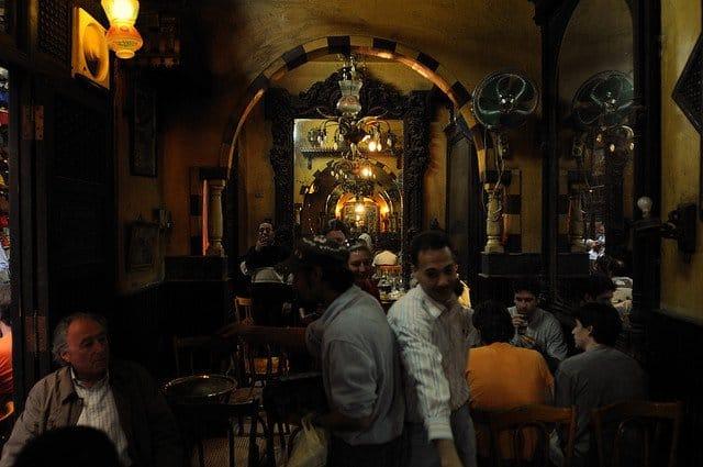 Cairo in 24 de ore El Fishawi Cafe
