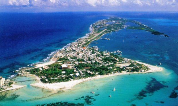 Cele mai bune 25 plaje din lume Isla Mujeres